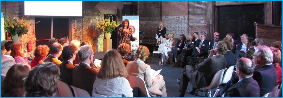 Astrid Joosten opent het Nationale Repuatie Congres2