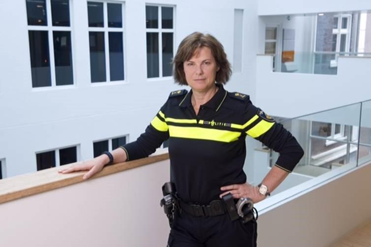 Jannine van den Berg