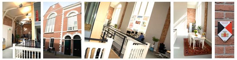 Bureau Hofkes in office 'De Kerk'